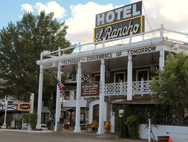 39. El Rancho Gallup NM