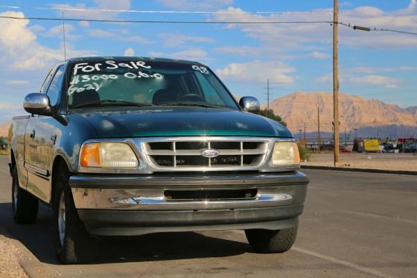Ford F-150 Las Vegas 2