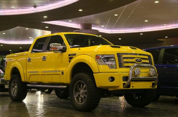 Ford F-150 Tonka Las Vegas