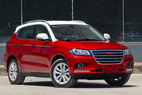 Haval H2 China October 2014