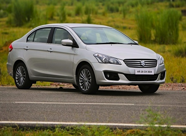 Maruti Ciaz India October 2014. Picture courtesy of zigwheels.com2