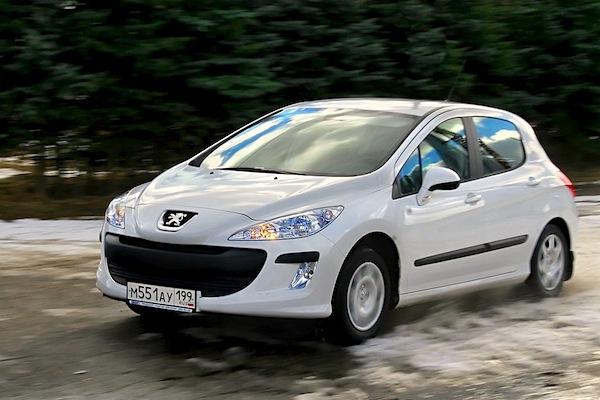 Peugeot 308 France 2009