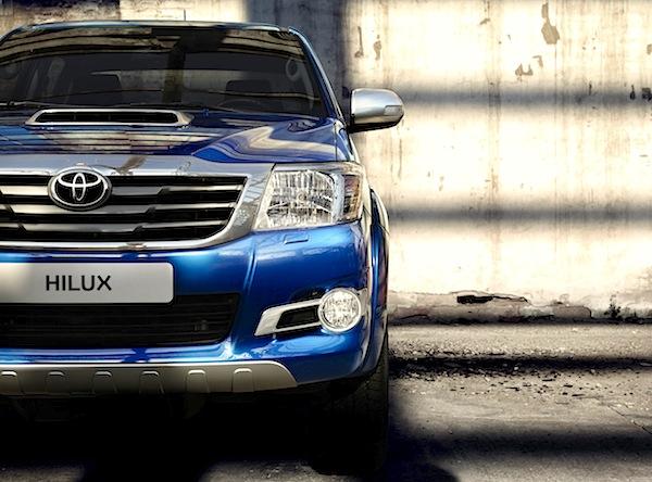 Toyota Hilux Thailand 2014
