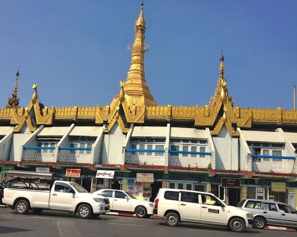 Toyota Hilux Probox Yangon