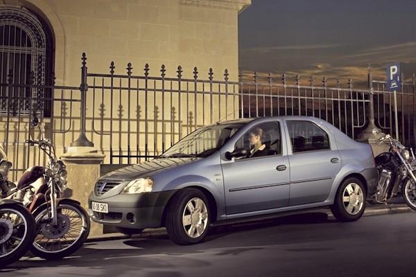 Dacia Logan Romania 2005