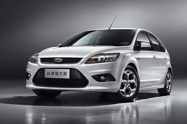 Ford Focus Classic China 2014