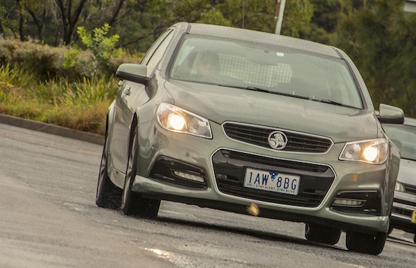 Holden Commodore Australia 2015. Picture courtesy caradvice.com.au