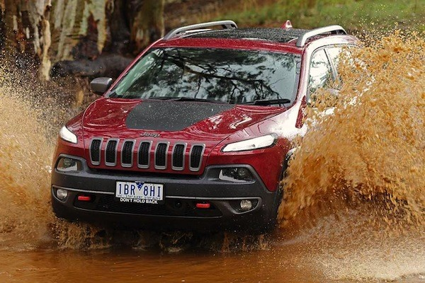Jeep Cherokee Australia 2014. Picture courtesy of carsguide.com.au