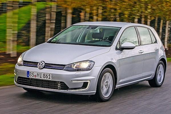 VW Golf Switzerland 2015. Picture courtesy of autobild.de