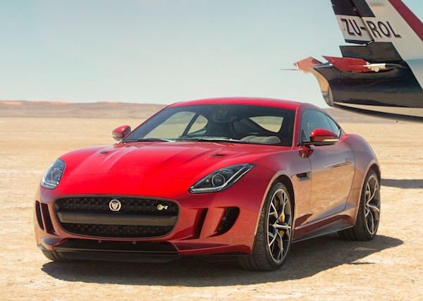 Jaguar F-Type UK 2014