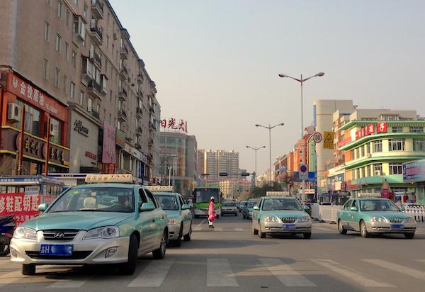 1. Hyundai Elantra Yanji