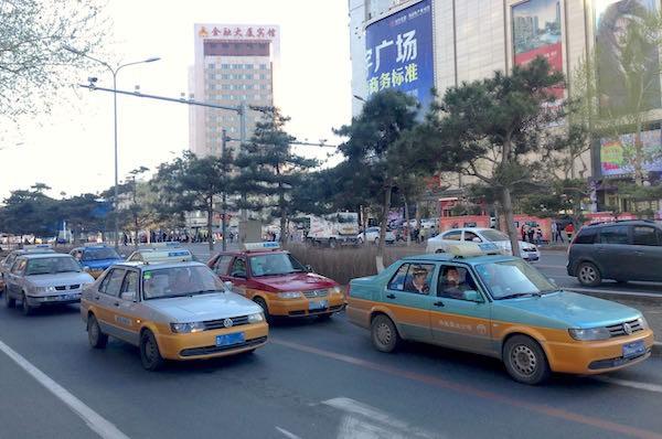 12. Changchun street scene 2