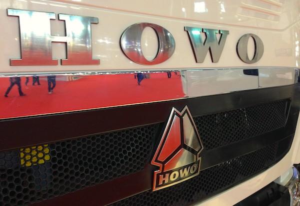 15. Howo Truck