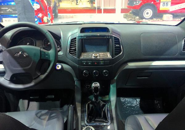 32. Kawei K10 interior