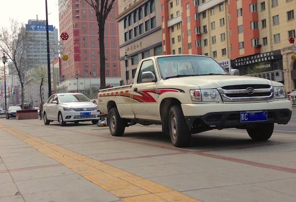 5. Great Wall Steed VW Jetta Mudanjiang