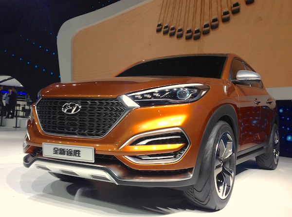 9. Hyundai on trend