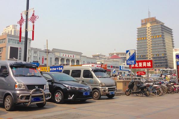 9. Mudanjiang street scene 4