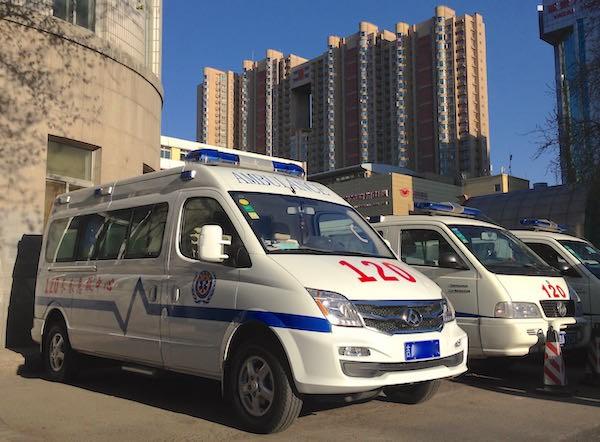 Maxus M80 Changchun