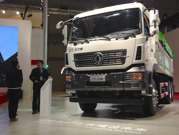 68. Dongfeng Trucks