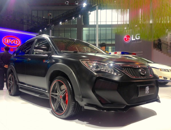 89. BYD Tang Sport