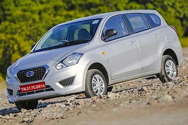 Datsun GO+ India April 2015. Picture courtesy indiatimes.com