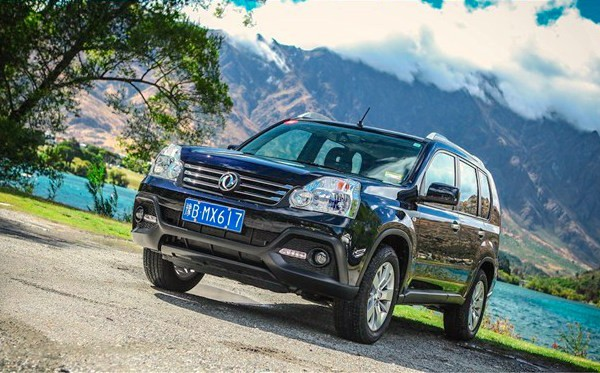 Dongfeng Fengdu MX6 China April 2015. Picture courtesy bitauto.com