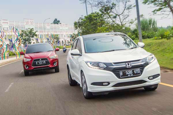Honda HR-V Indonesia 2015. Picture courtesy autobild.co.id