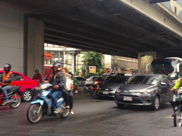 7. Toyota Vios Bangkok July 2015