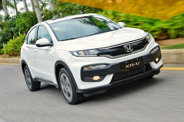 Honda XR-V China June 2015. Picture courtesy cheshi.com.cn