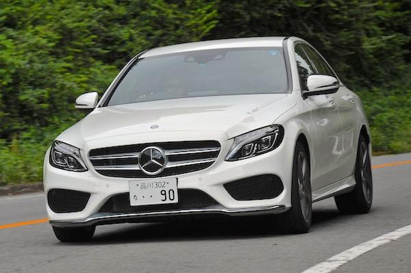 Mercedes C Class World 2015. Picture courtesy aolcdn.com