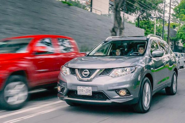 Nissan X-Trail World 2015. Picture courtesy autocosmos.com