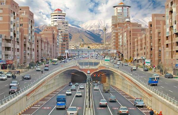 Tehran Iran. Picture courtesy sibf.org