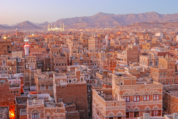 Yemen. Picture courtesy tabizine.jp