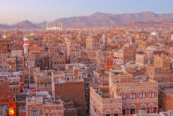 Yemen. Picture courtesy tabizine.jp