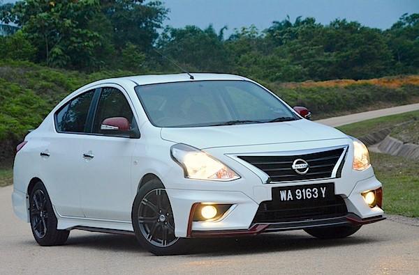 Nissan Almera Malaysia June 2015. Picture courtesy autoworld.com.my