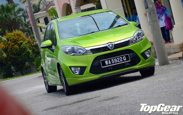 Proton Iriz Malaysia June 2015. Picture courtesy topgear.com