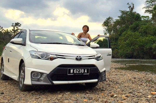 Toyota Vios Brunei 2015. Picture courtesy rebeccasaw.com