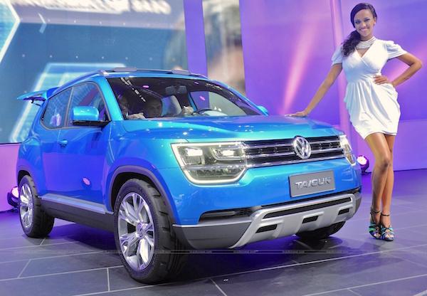 VW Taigun. Picture courtesy betterparts.org