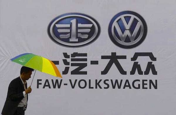 Volkswagen China. Picture courtesy ibtimes.com