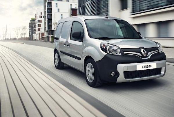 Renault Kangoo Algeria August 2015
