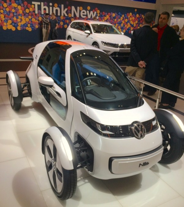 VW NILS Concept Berlin 2015