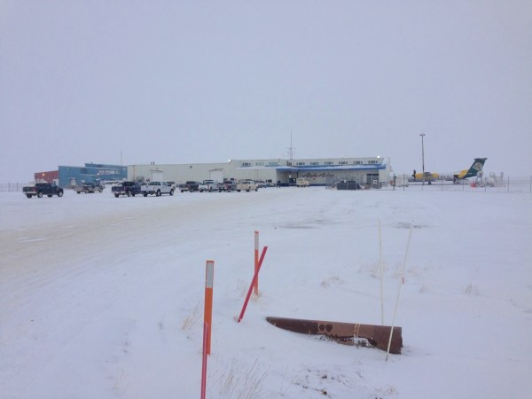 3. Prudhoe Bay Airport