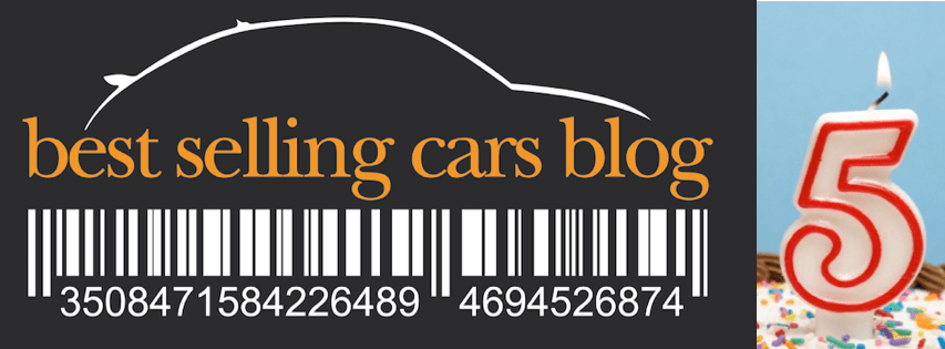 best selling cars blog turns 5 best selling cars blog