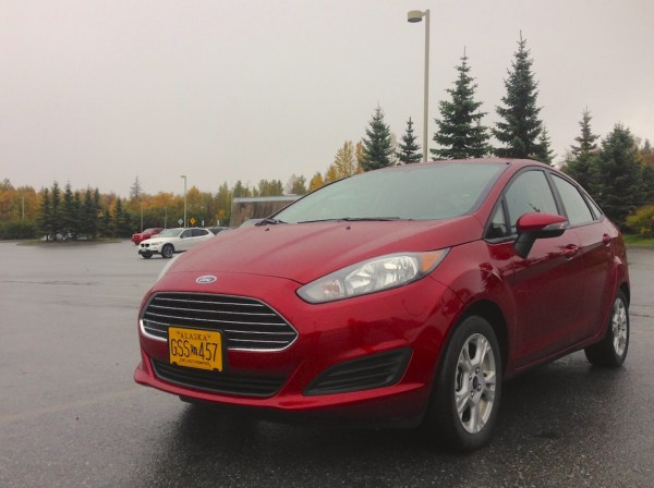 Ford Fiesta rental Anchorage