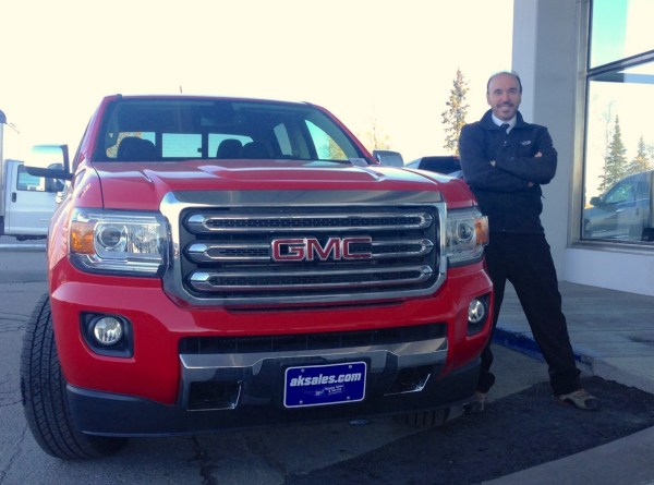 GMC Canyon Anchorage
