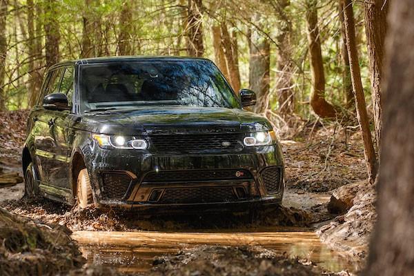 Range Rover Sport USA September 2015. Picture courtesy motortrend.com