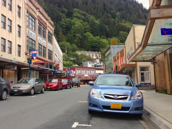 Subaru Legacy Juneau