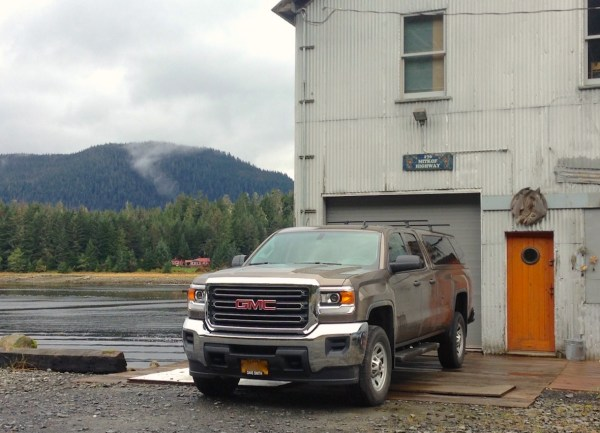 1. GMC Sierra Petersburg Alaska