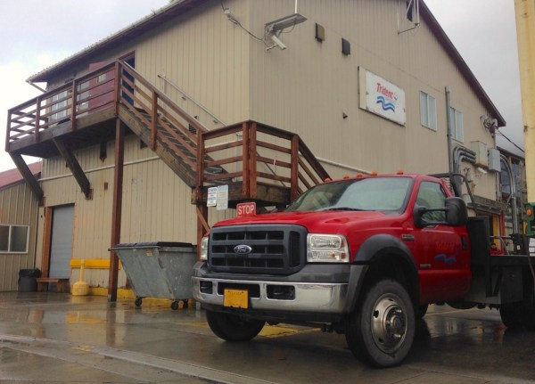 2. Ford F550 Petersburg Alaska