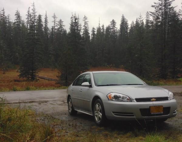 Chevrolet Impala Petersburg Alaska